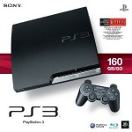 playstation3 160gb 150x150 ps3 3d